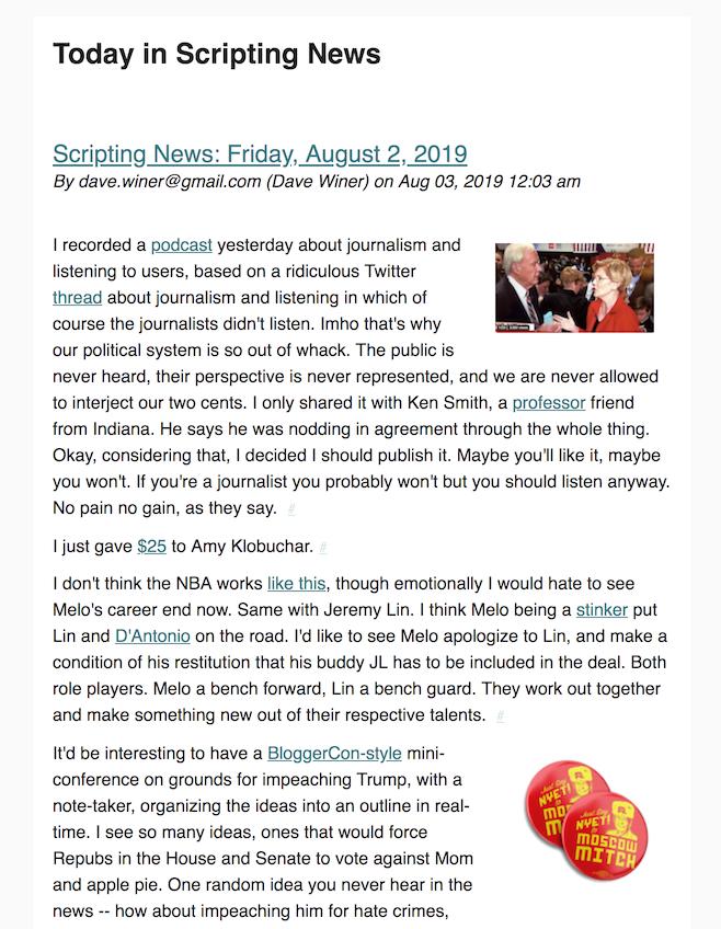 Scripting News