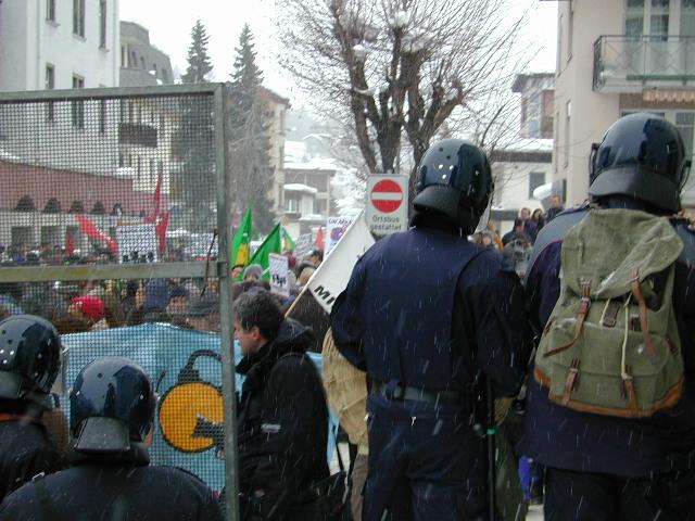demonstrators 3: