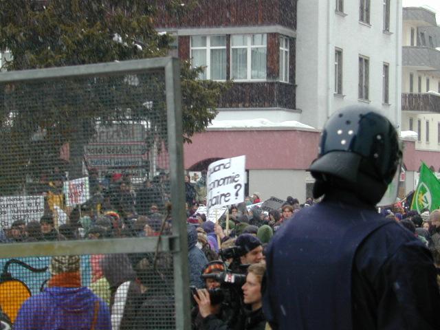 demonstrators 5: