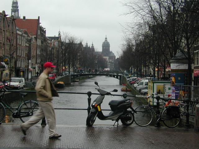 Amsterdam Canal 1: