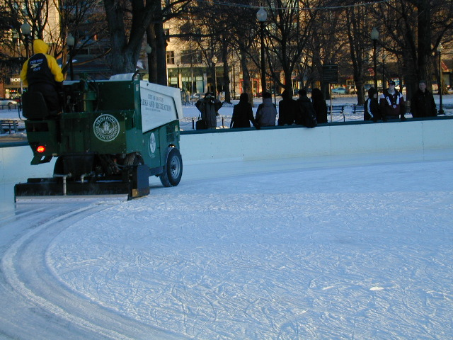 Frog pond ice smoother 2: