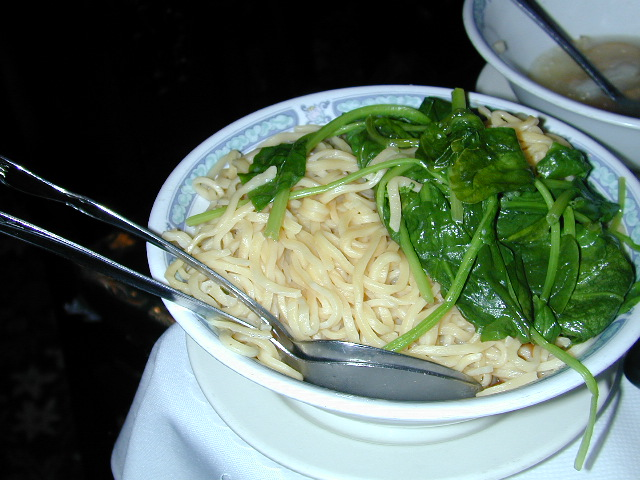 Spicy Noodles 1: These are the spicy noodles that SpicyNoodles.Com was named after.