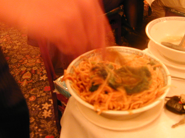 Spicy Noodles 4: