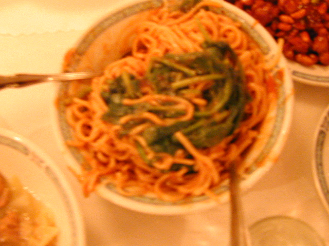 Spicy Noodles 5:
