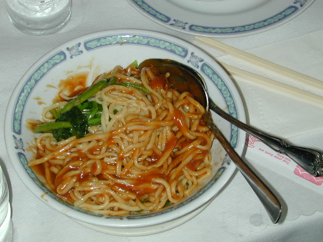 Spicy Noodles 8: